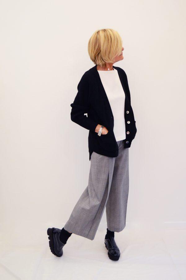 Pantalone piegone