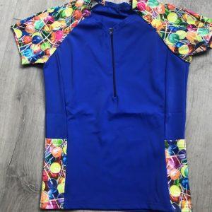 Maglietta mezze maniche 2 tasche