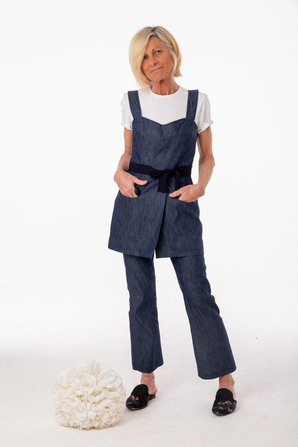 Completo pantalone fiocco
